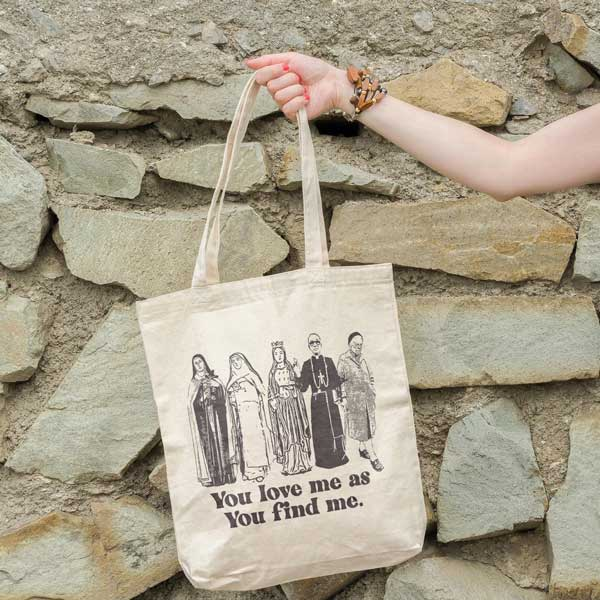 Brick House in the City | Catholic tshirts and accessories