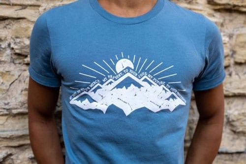 Catholic mens tshirts