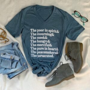 Catholic tshirt | beatitudes