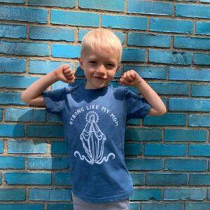 Catholic kids tshirts